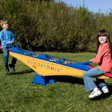 WonderChime Seesaw named a World Premier Best Product of the Year by Landscape Architect and Specifier News, December 2007